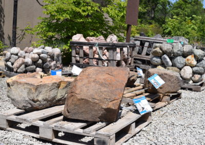 Boulders and Large Stone
