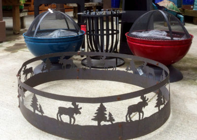 Fire Pits and accessories