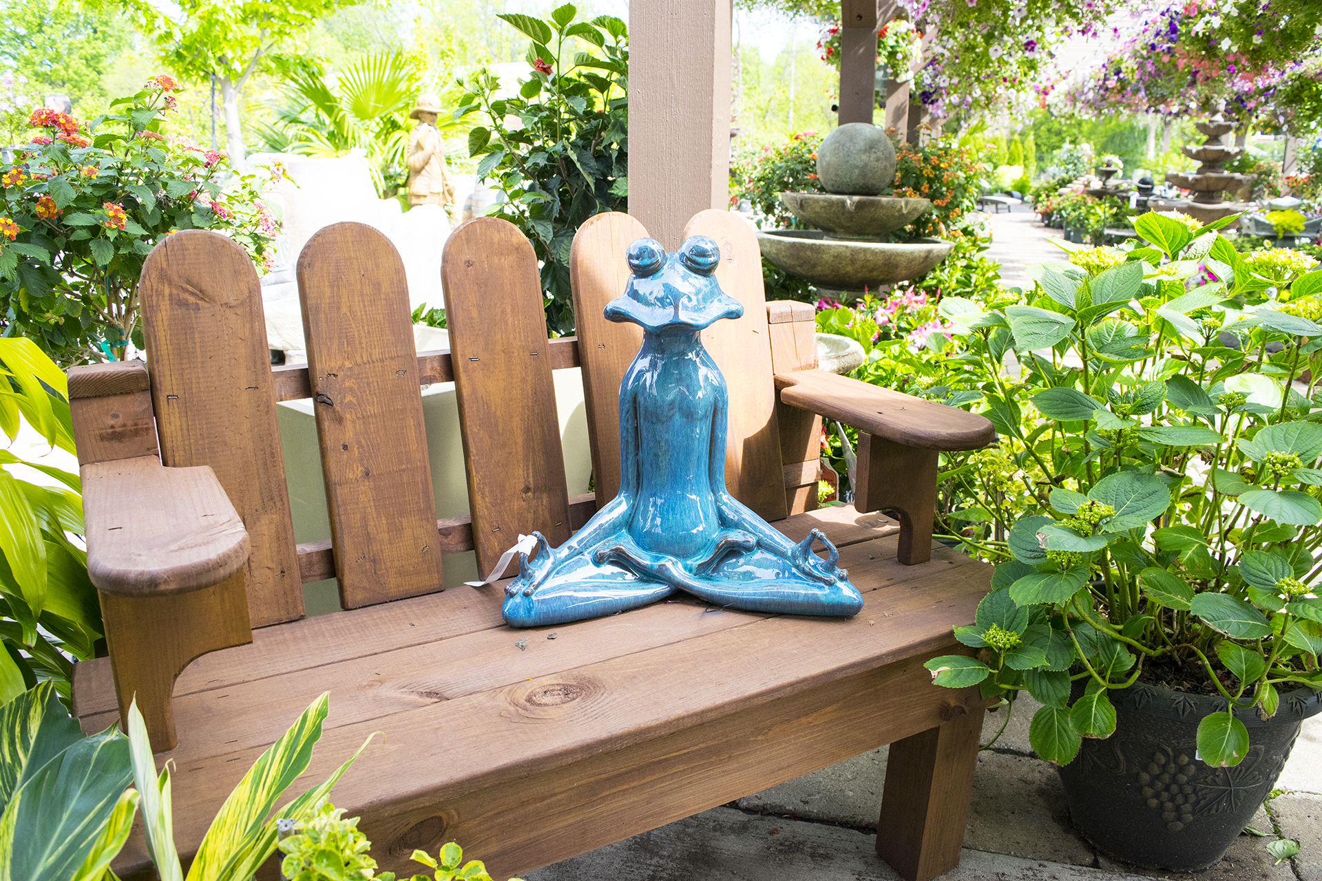 Outdoor Decor and Furniture - spruce up your outdoor living space