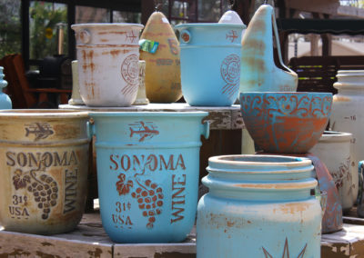 Pottery & Containers