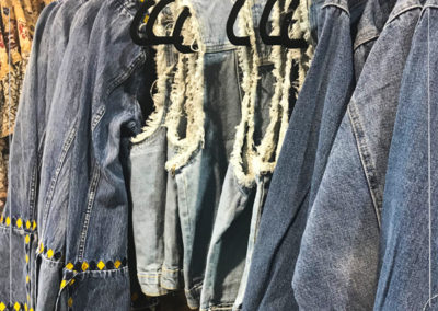 Denim Jacket Collection