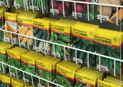 Veggie Seed Selection