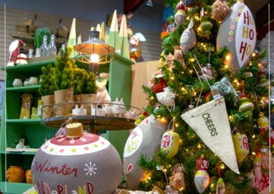 Go Big with our Oversized Ornaments